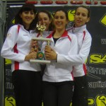 TEAM FIT FIGHT DI AEROKICK - INTARNATIONAL CUP GENOVA ITALY 2009